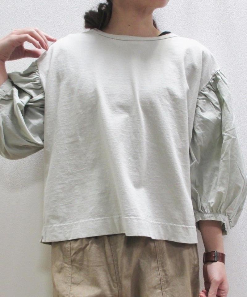 【2019SS新作】YARRA 袖ボリュームプルオーバー