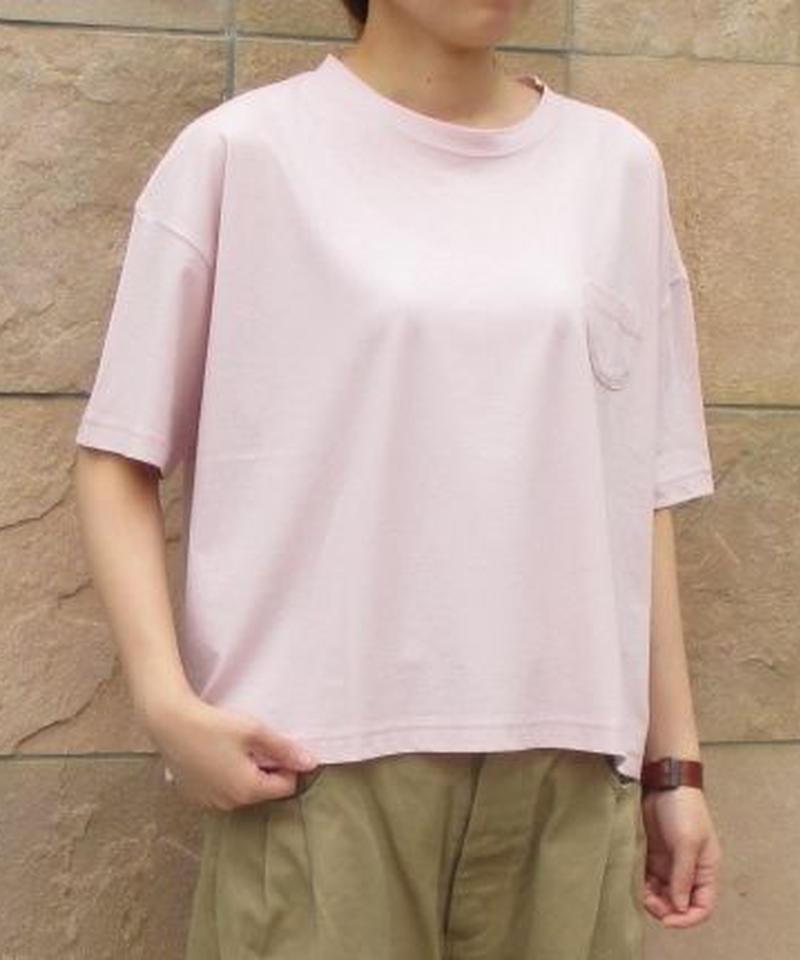 【2019夏】YARRA スモールポケット付プルオーバー