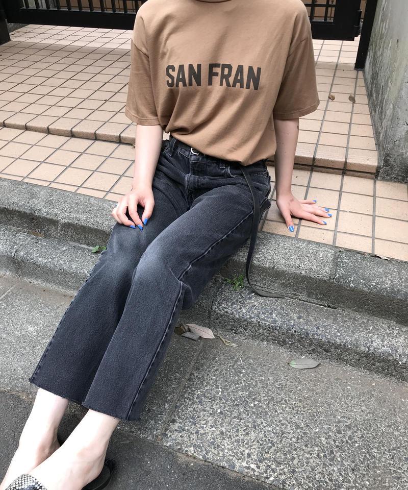 "30/-Jersey SANFRAN pt pullover ""4color"" [203927671]"