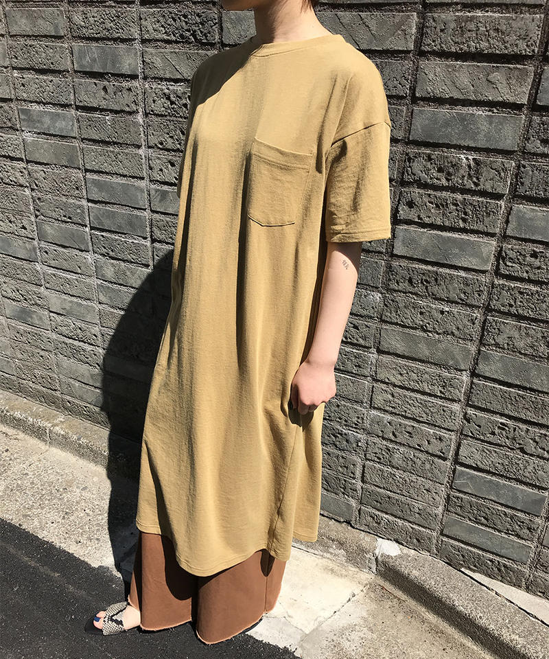 "OE Jersey dress ""3color"" [211947543]"