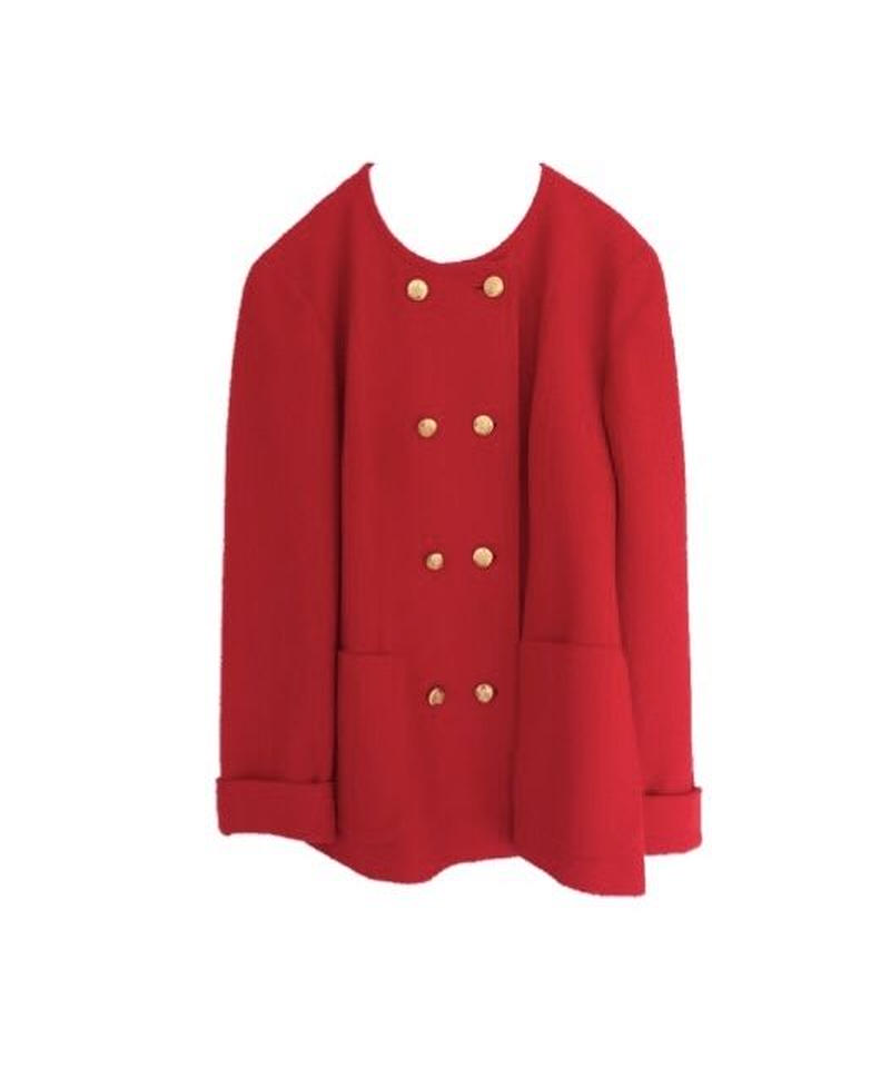 MaxMara red jacket