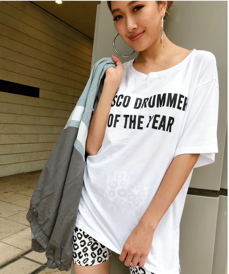 DISCO Tシャツ