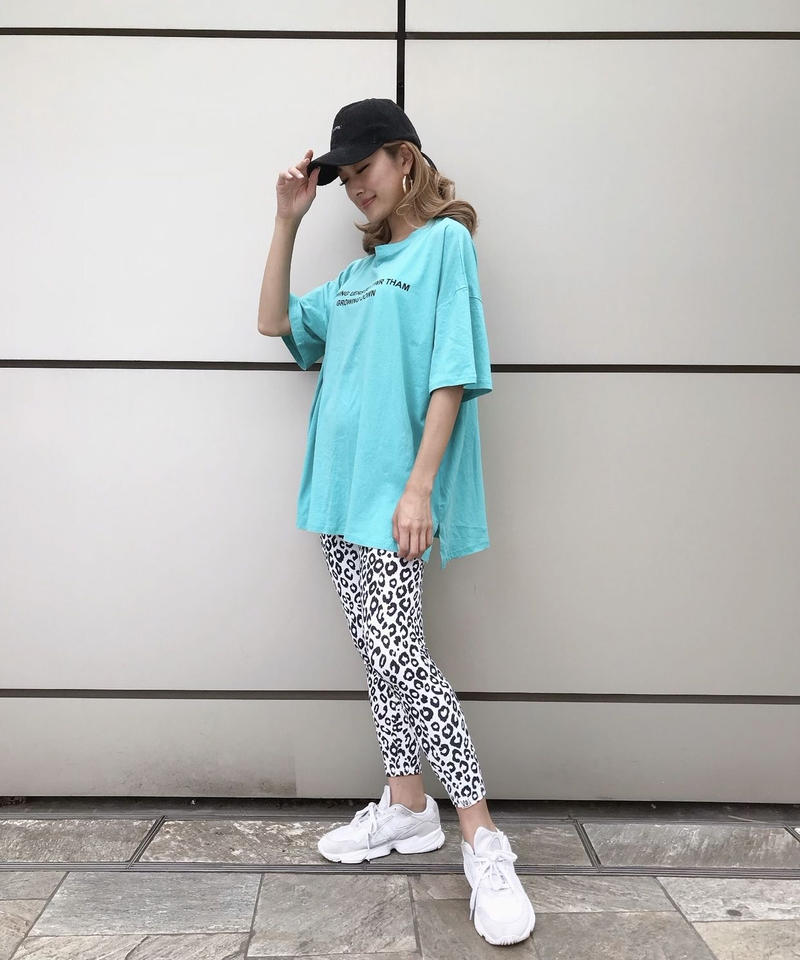 GROWING DOWN  Tシャツ