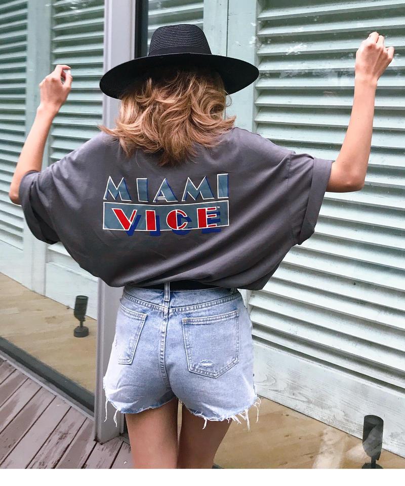 MIAMI Tシャツ