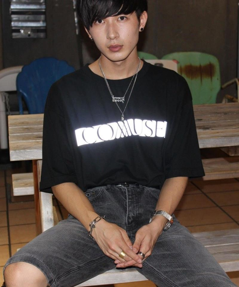 【  2019.5.25.21:00-販売開始  】REVIVAL BOX-LOGO TEE【BLK】