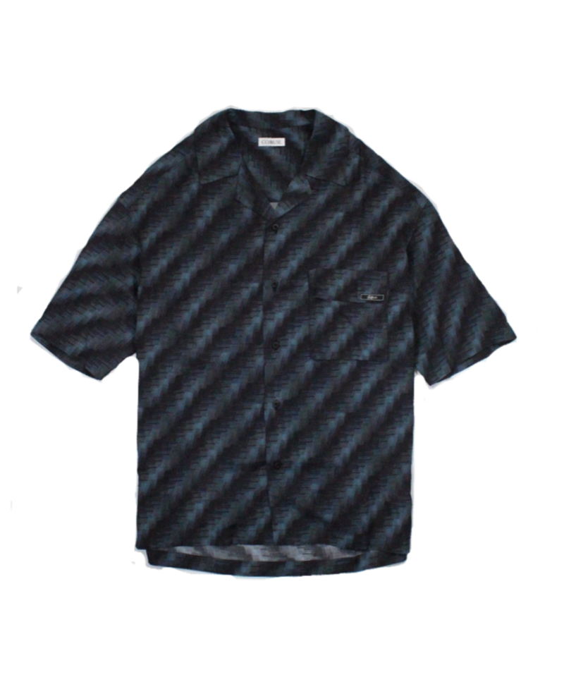 ACCELERATED OPEN COLLAR SHIRT