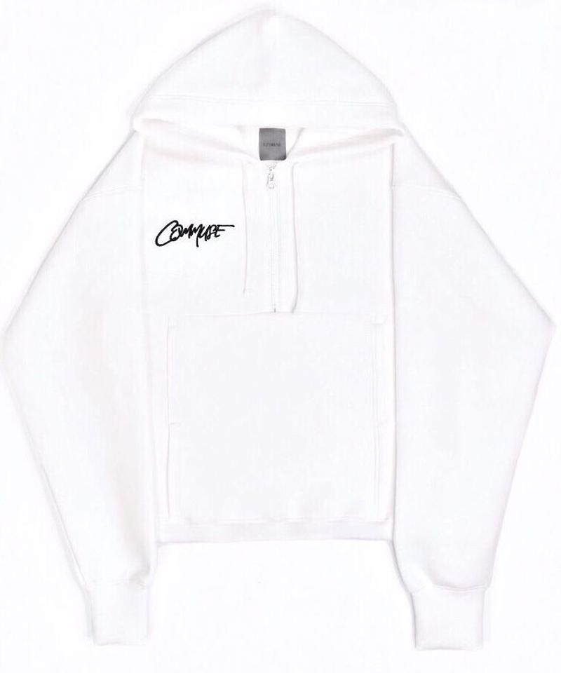 FAT BOY AERO HALF ZIP PARKA【WHT】