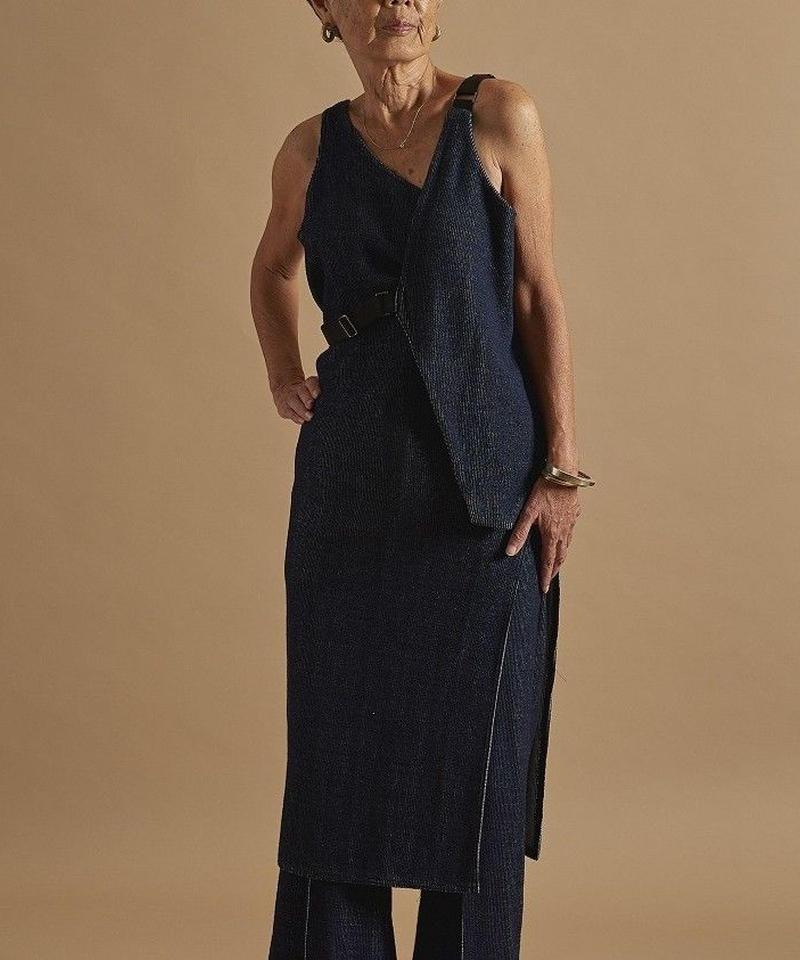jonnlynx   indigo armor dress