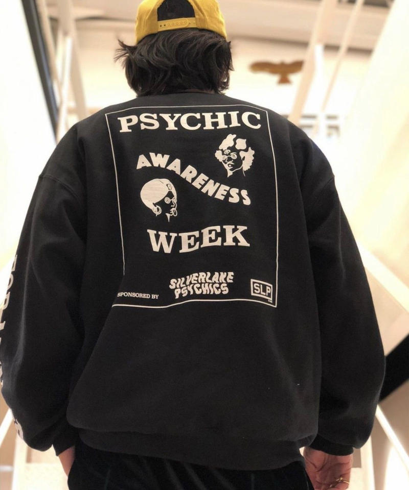Silverlake Psychics Crew neck