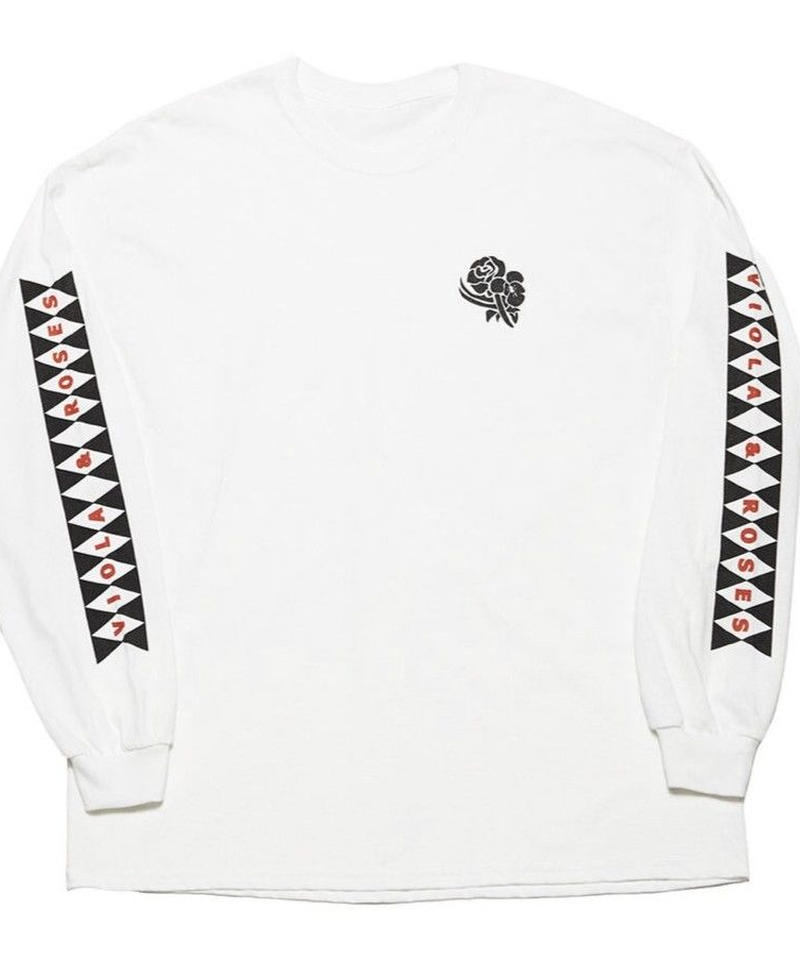 VIOLA&ROSES Triangle L/S T-shirt
