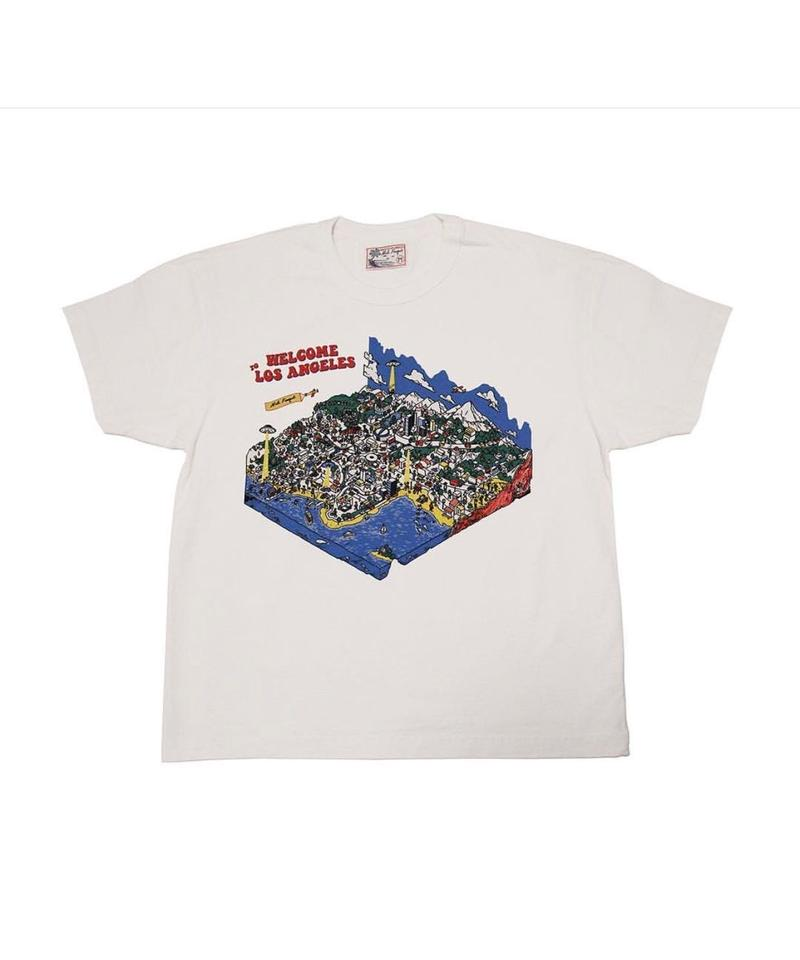 Nick Fouquet Alien Invasion T-shirt