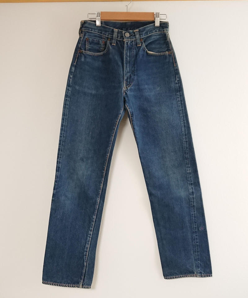 【 1960s  LEVI'S  504Z XX 】Denim  pants.