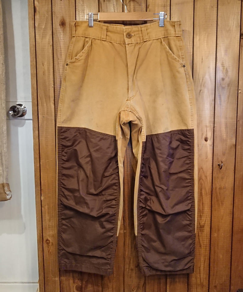 【 ~1980s American Field 】 Hunting trousers.
