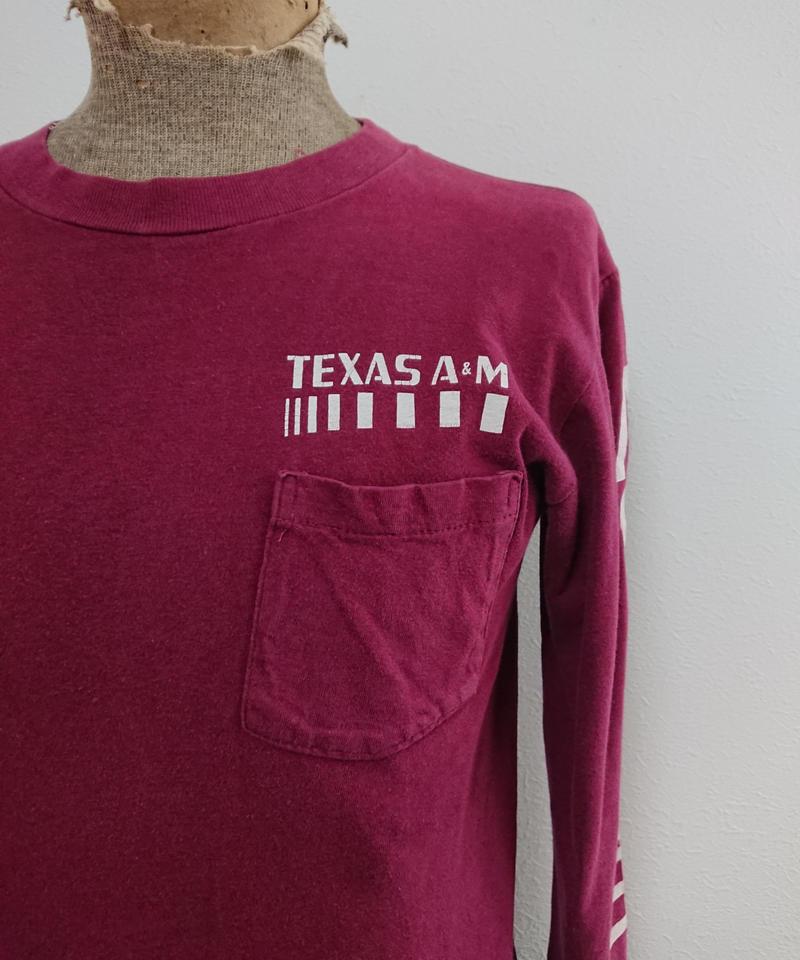 【 1970s~ CHAMPION 】 Long sleeve T-shirt.