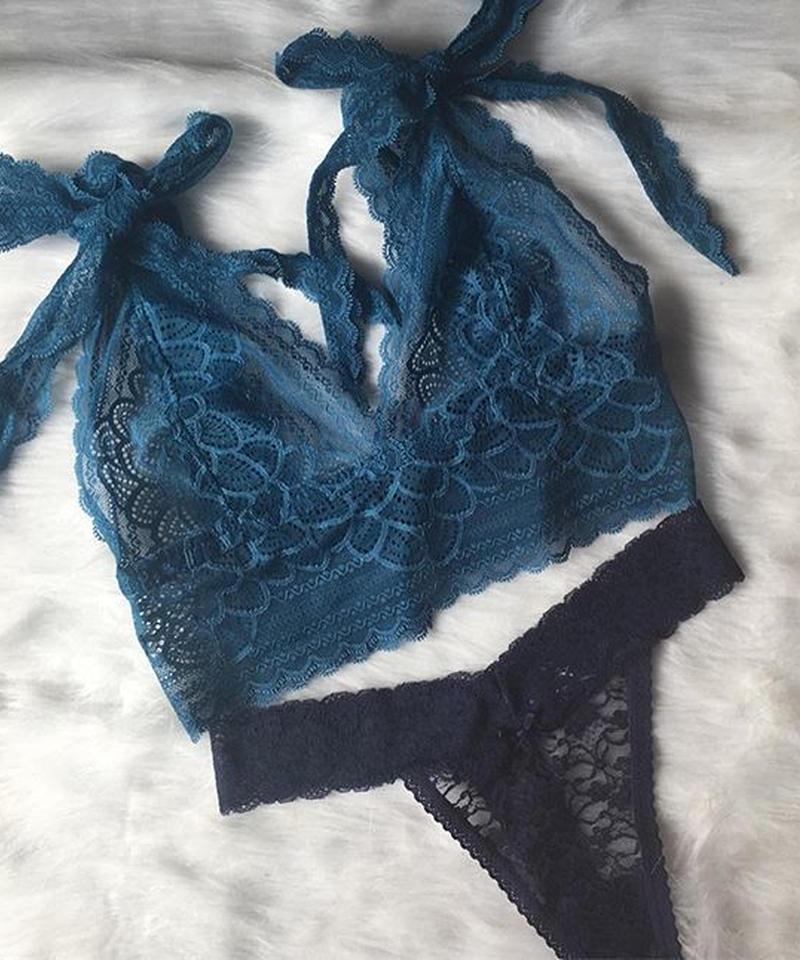 ribbon blue × navyT