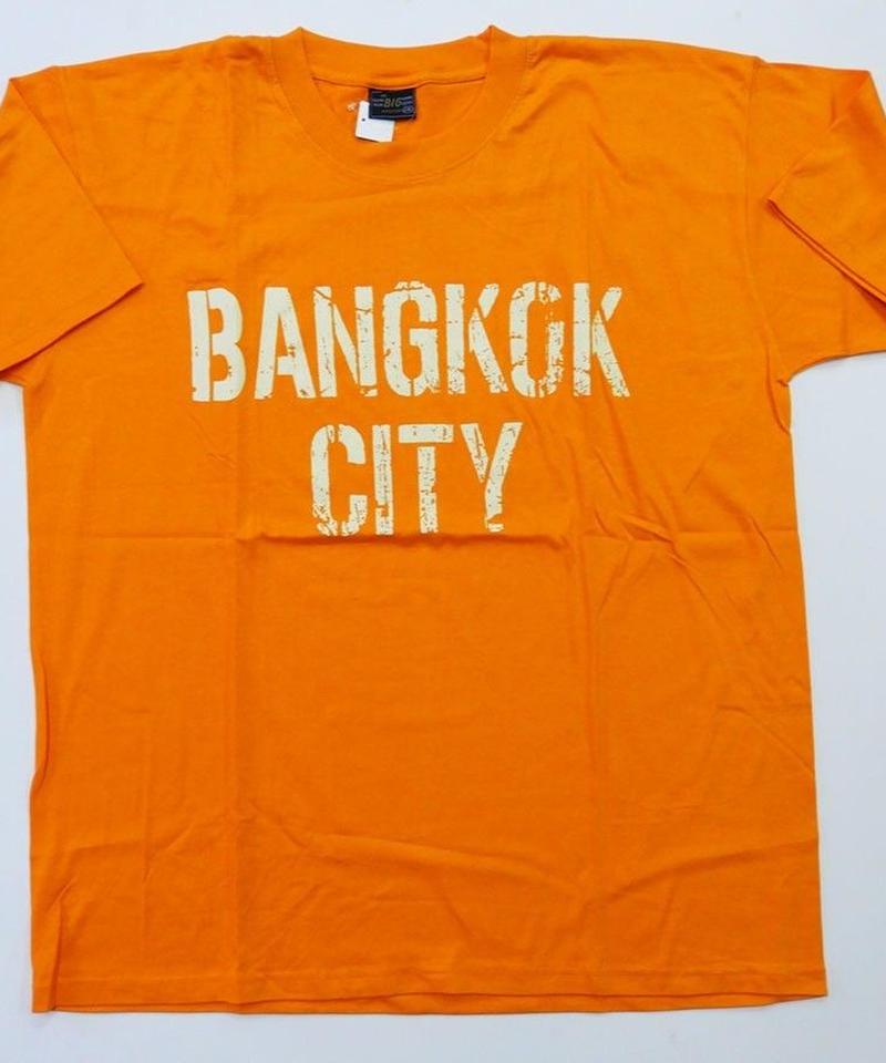 ビッグサイズTシャツ バンコクシティー XXL