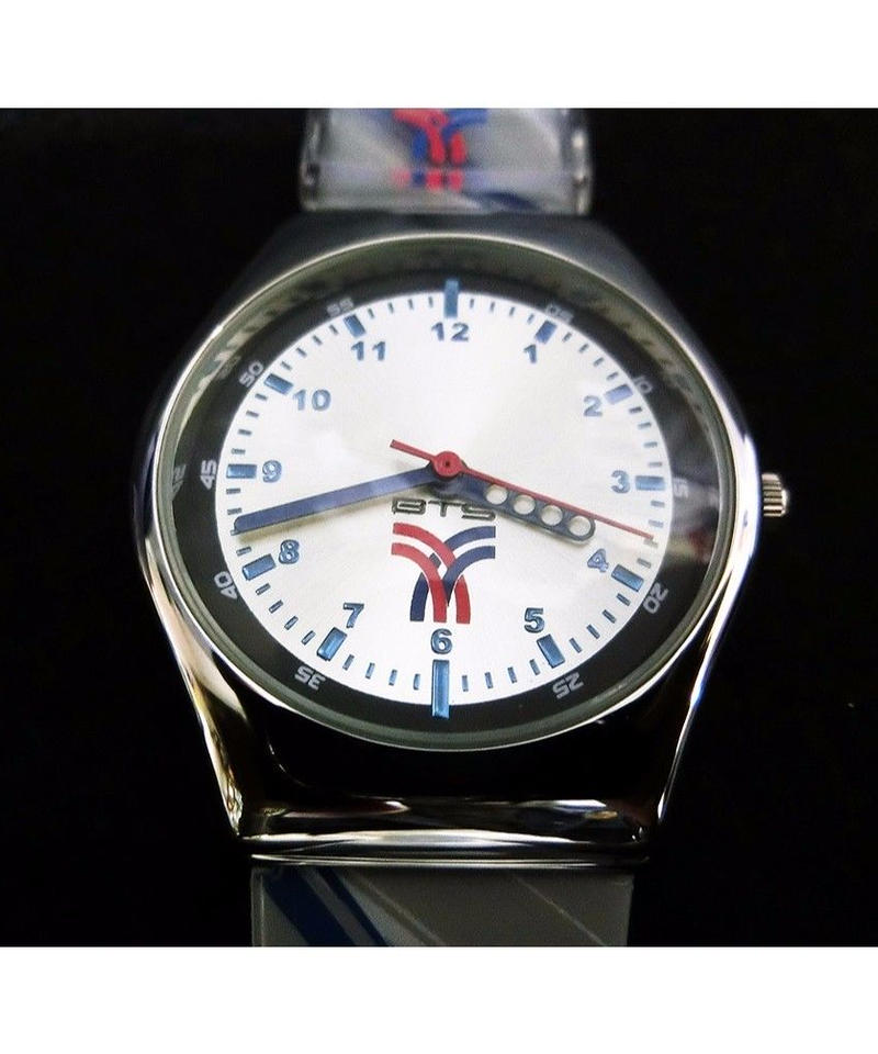 BTSスカイトレイン特製腕時計小