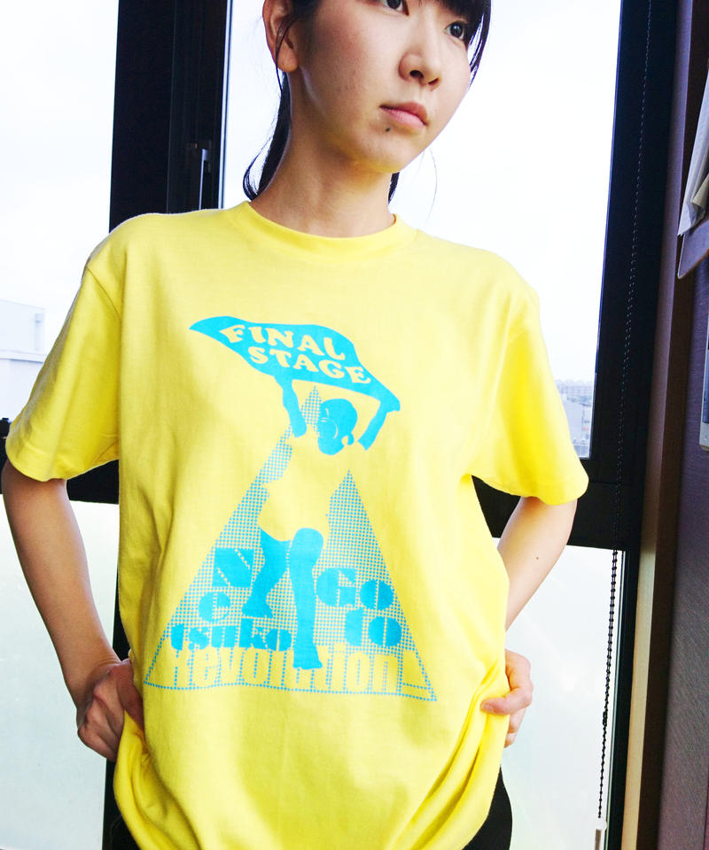 "★20%OFF★限定【Tシャツ】五塔熱子""FINALSTAGE"""