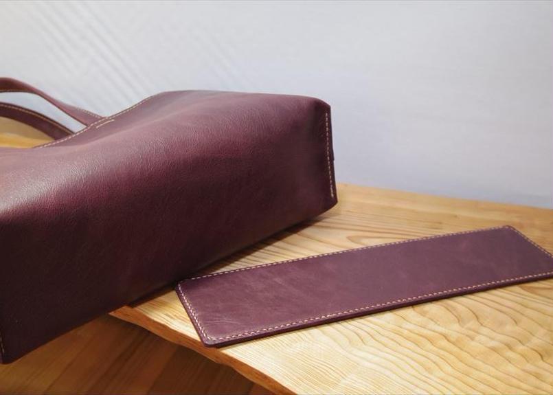 【鈴木様】バッグの革製底板