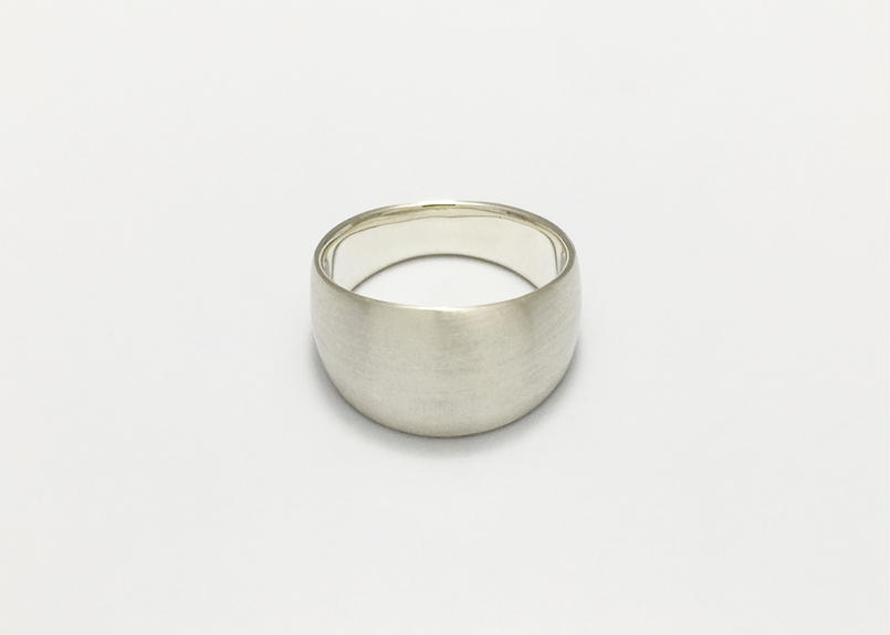 THIN PROTECTOR 10 / HAIR LINE(sterling silver)