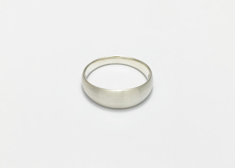 THIN PROTECTOR 6 / HAIR LINE(sterling silver)