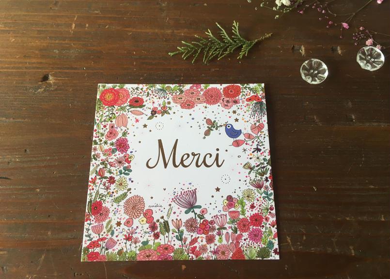 フランス パリ デザイン ポストカード