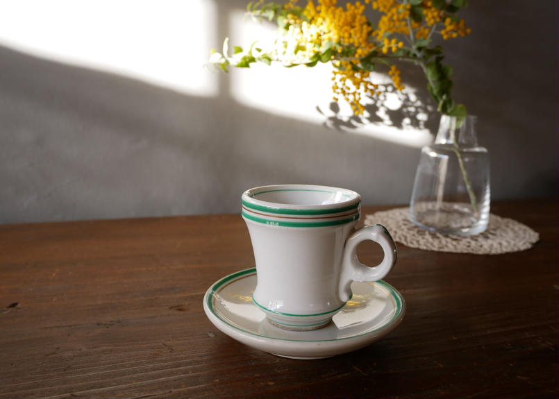 B.france antique Brulot cup フランスアンティーク ブリュロ