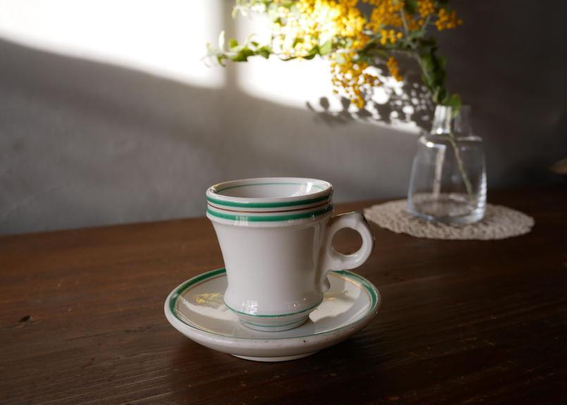 C.france antique Brulot cup フランスアンティーク ブリュロ
