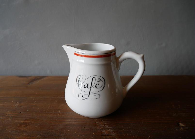 Cafe ピッチャー フランスアンティーク APILCO