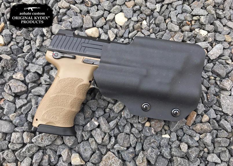 マルイ GBB  HK45/w X300・X300U用Kydex®ホルスター