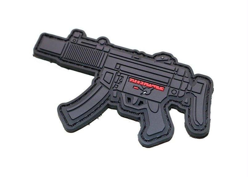 MP5SD PVC ベルクロワッペン