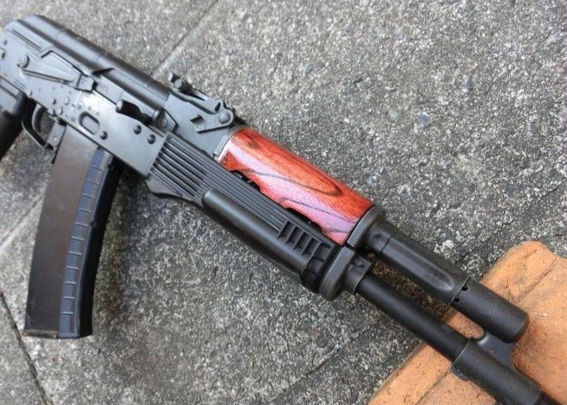 受注 次世代AKS74Nシリーズ用 アッパーハンドガード製作