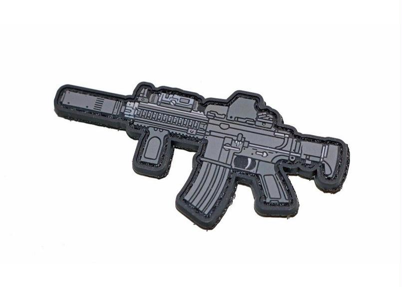 HK416C PVC ベルクロワッペン