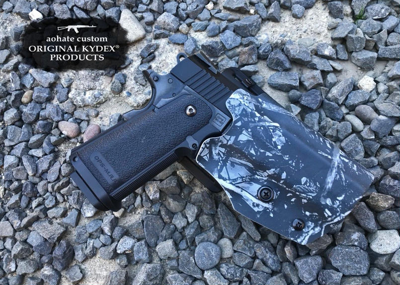 マルイGBB HI-CAPA4.3用KYDEX®Holster/Harvest Moon Camo