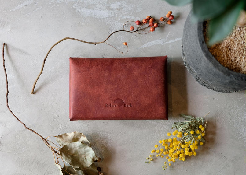 Middle Wallet 【 rocca 】/ Coccinella