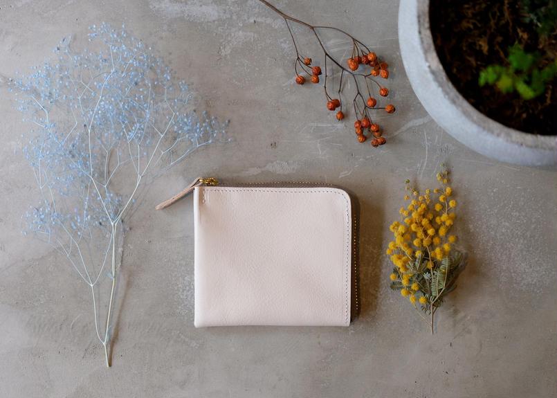 Mini Wallet【 tent 】/ White