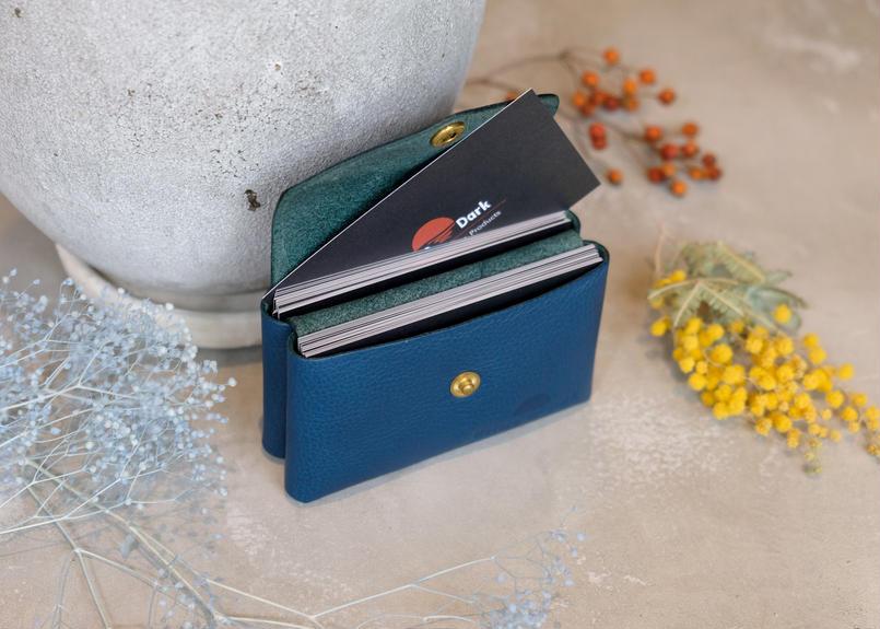 Card Case 【 Talo 】/ Blue