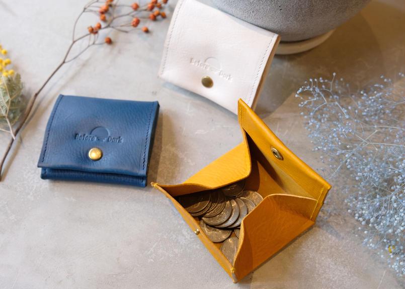 Coin Case 【 scatola 】/ 3color