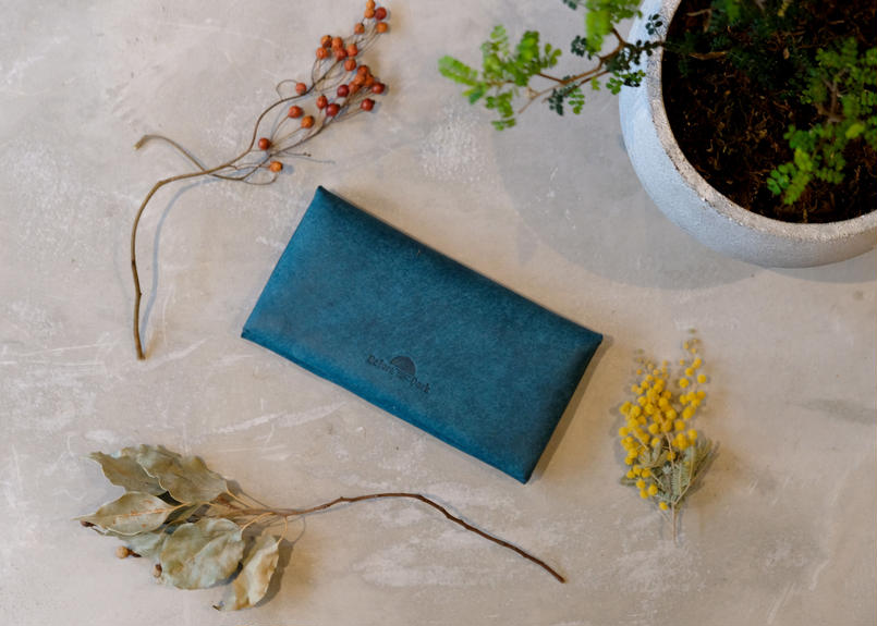 Compact Long Wallet 【 castello 】/  Ortensia