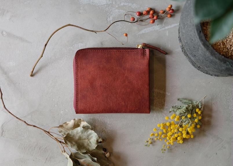 Mini Wallet【 tent 】/ Coccinella