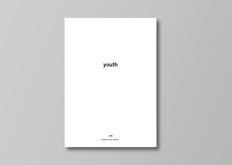"映画「youth」 デジタル脚本 PDF / Digital film script pdf  ""youth""(Japanese)"