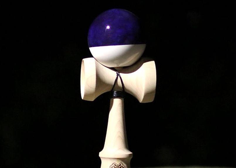 Grunge Marble Mono -GM Blue-