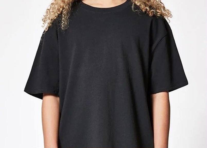 FOG Essentials Boxy T-shirt BLACK
