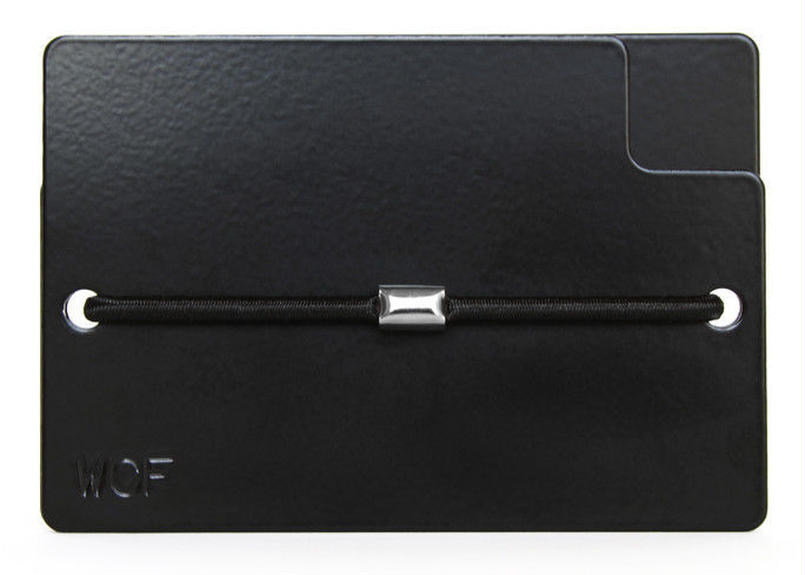 WINTERCHECK FACTORY CONSOLI WALLET BLACK