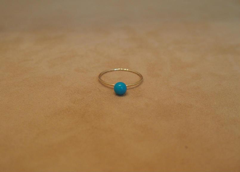 Turquoise Petit Ring