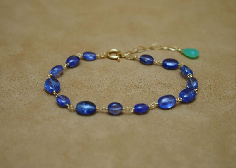 Tanzanite Bracelet(t/b)
