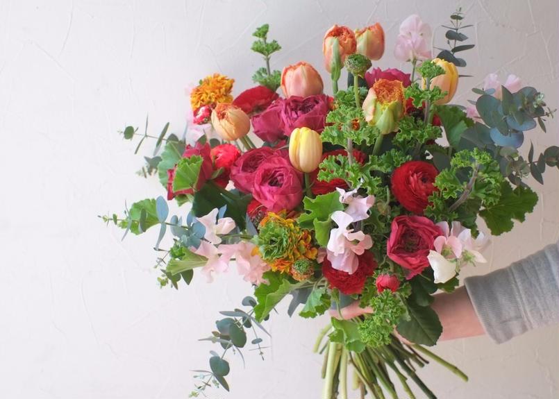 Bouquet / Arrangement    Large type