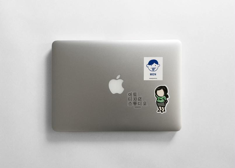 Sticker _ Mって言い張るXLさん