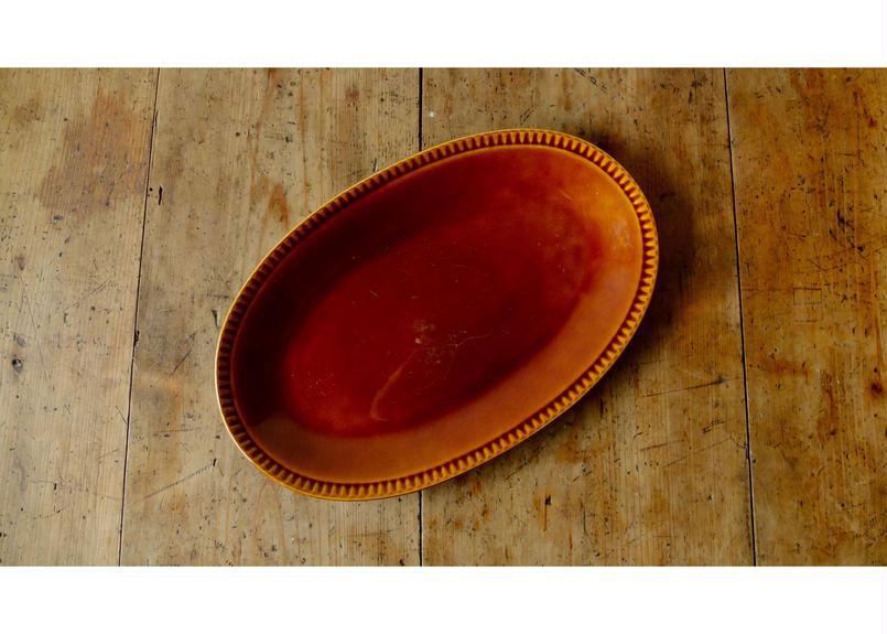BOCH Oval Plate
