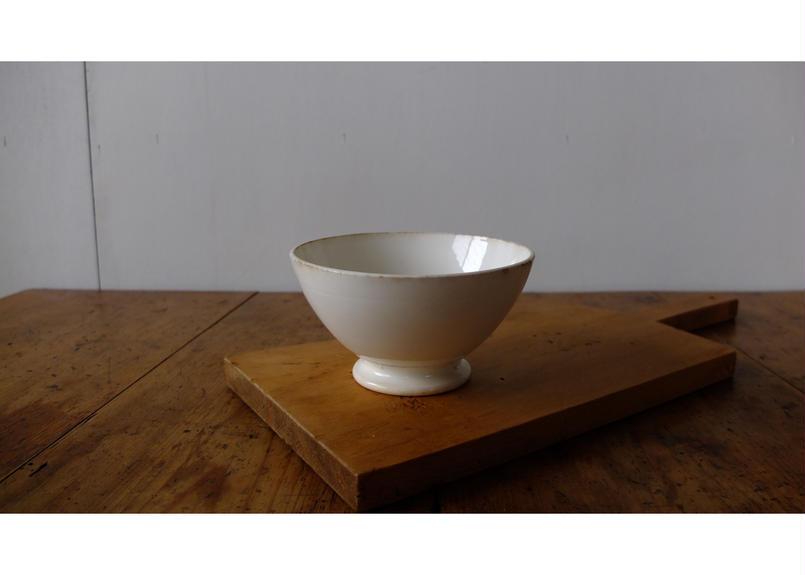 Digoin Sarreguemines Cafe au lait bowl(France)